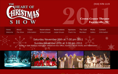 Heart of Christmas Show